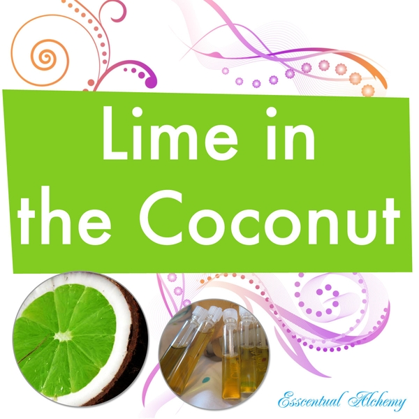 Аромат Lime in the Coconut Botanical Perfume от Esscentual Alchemy