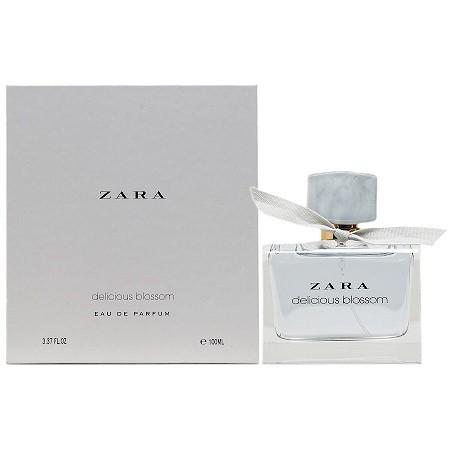 Zara Delicious Blossom духи женские отзывы описание аромата фото