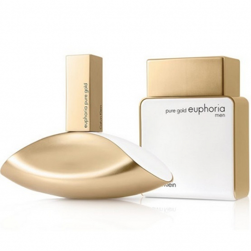 Аромат Euphoria Pure Gold от Calvin Klein