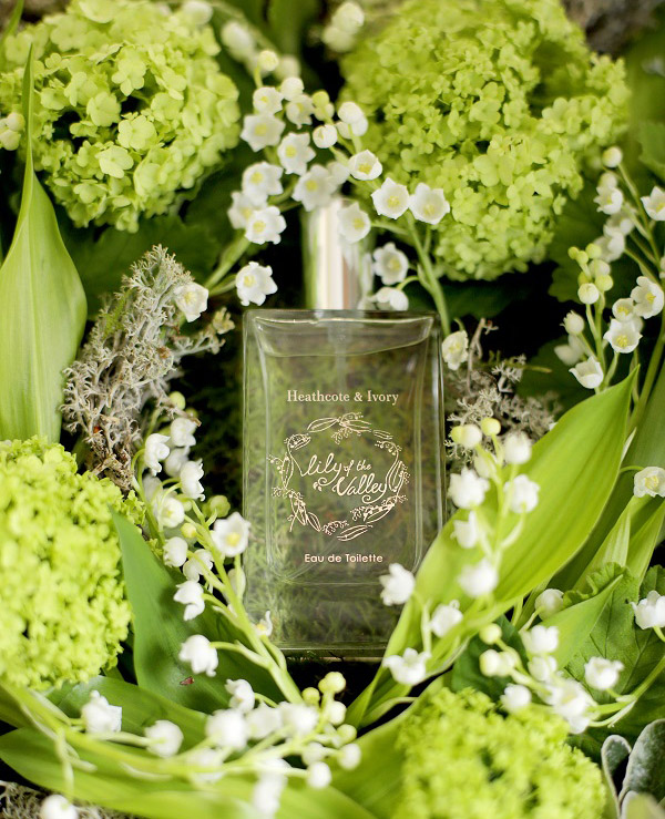 Аромат Lily of the Valley от Heathcote & Ivory
