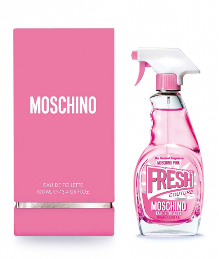Аромат Pink Fresh Couture от Moschino