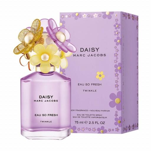 Marc Jacobs Daisy Eau So Fresh Twinkle духи женские отзывы описание