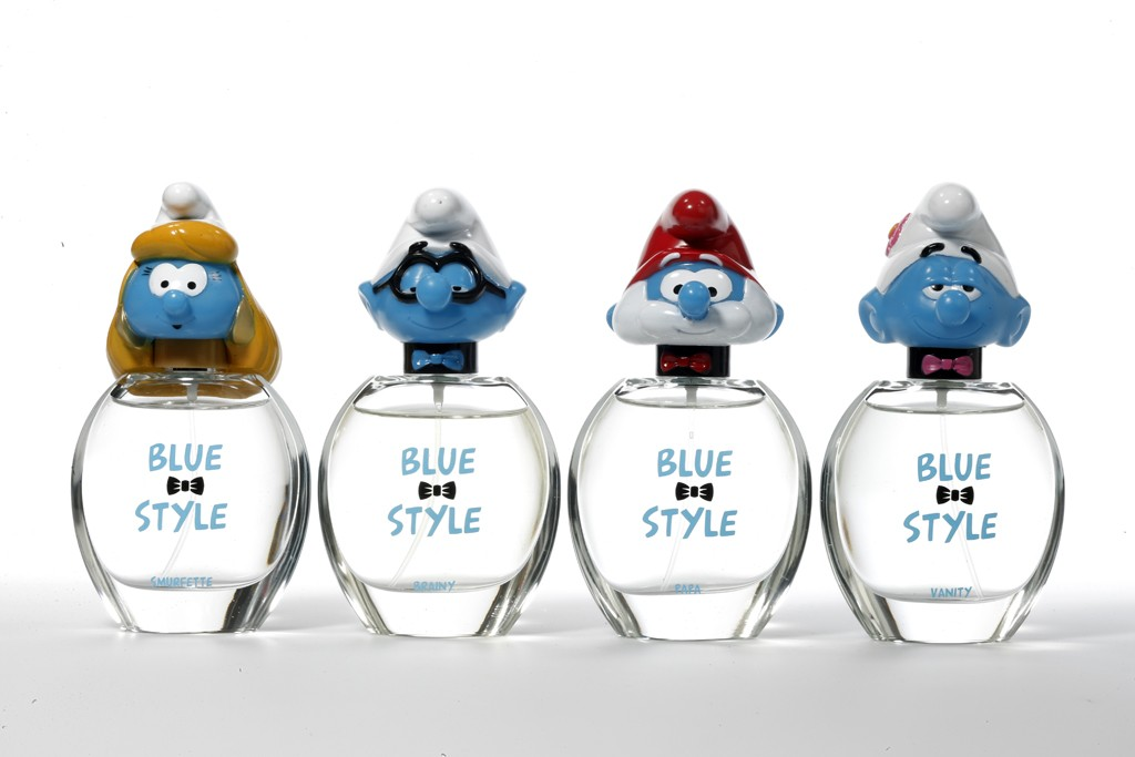 Аромат Clumsy от The Smurfs