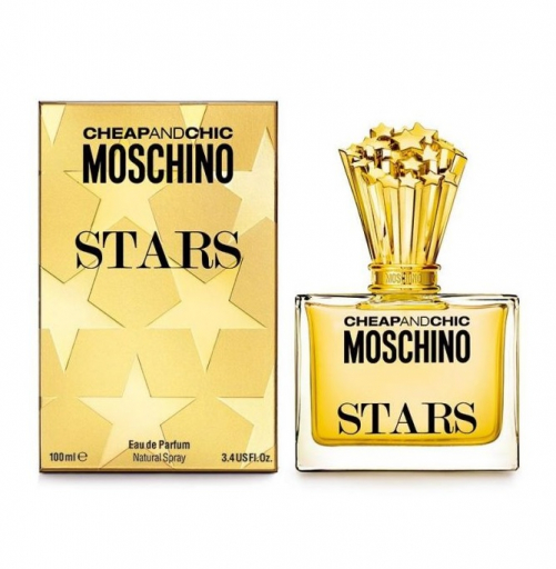 Аромат Cheap and Chic Stars от Moschino
