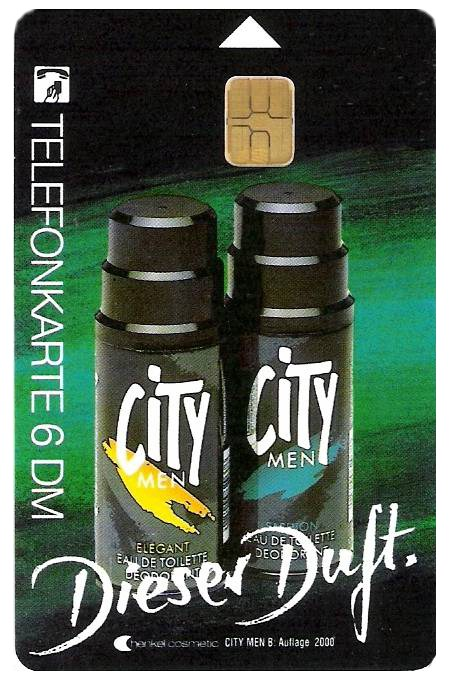 Аромат City Men Elegant от City Men