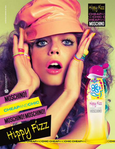 Аромат Cheap and Chic Hippy Fizz от Moschino