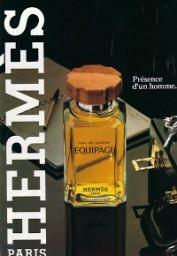 Hermès Equipage духи мужские отзывы описание аромата фото флакона