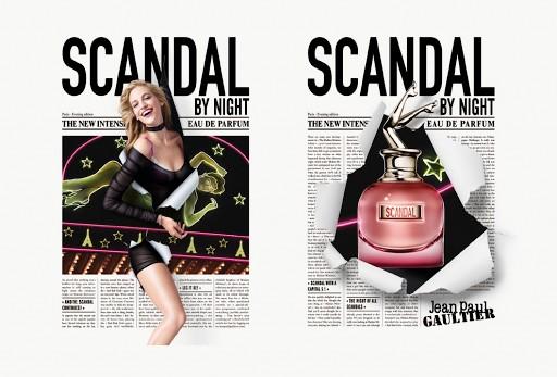Jean Paul Gaultier Scandal By Night духи женские отзывы описание