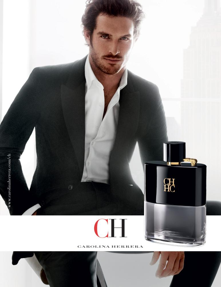 Флакон духов Carolina Herrera CH Men Prive