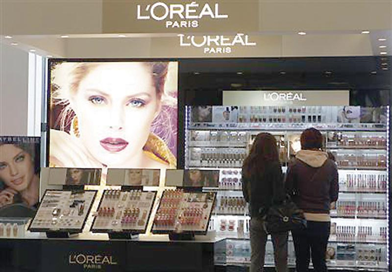 the cosmetics market loreal marketing essay Loreal's segmenting and targeting markets essay 971 words apr 19th, 2013 4 pages l'oréal, the world's largest cosmetics and beauty company, was founded in 1907 by the french chemist, eugene schueller.