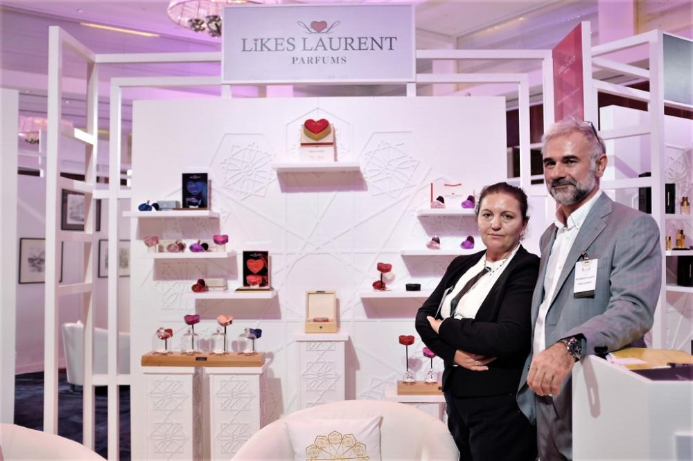Основатели марки Likes Laurent