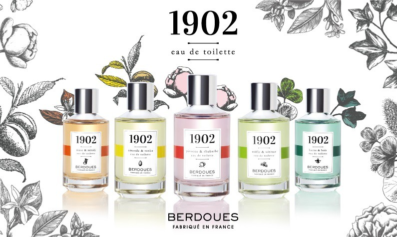 parfums berdoues 1902 eau de. Black Bedroom Furniture Sets. Home Design Ideas