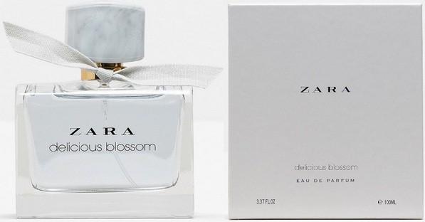Delicious Blossom и Nude Bouquet от Zara