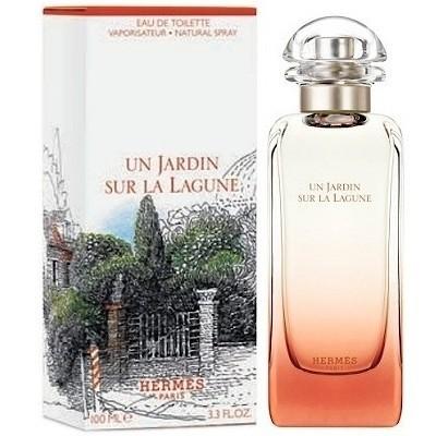 экспресс обзор Aromo Un Jardin Sur La Lagune от Hermès