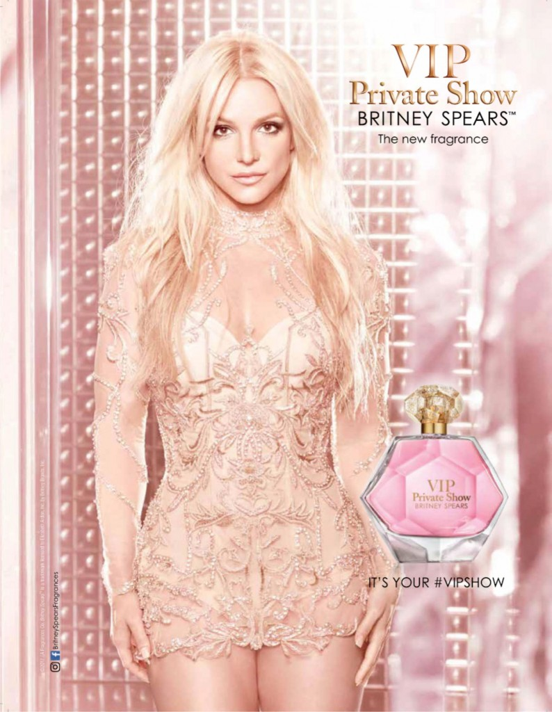 Britney Spears_VIP Private Show_poster with singer.jpg
